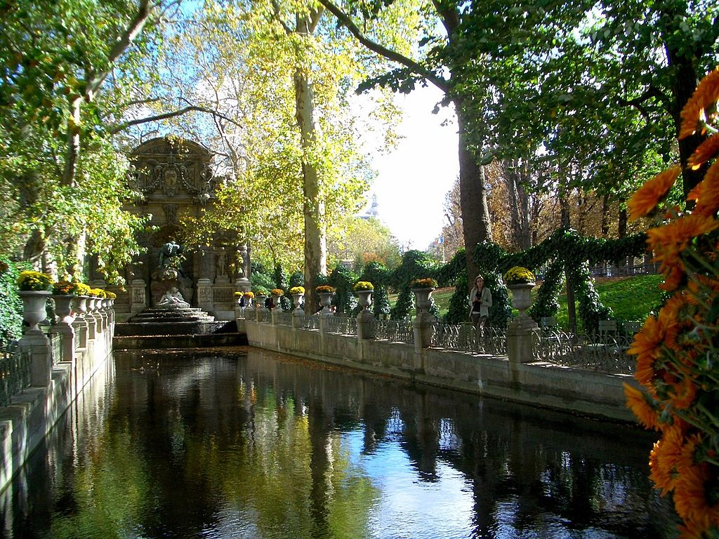 Batijournal exposition jardins extraordinaires au jardin for Le jardin luxembourg