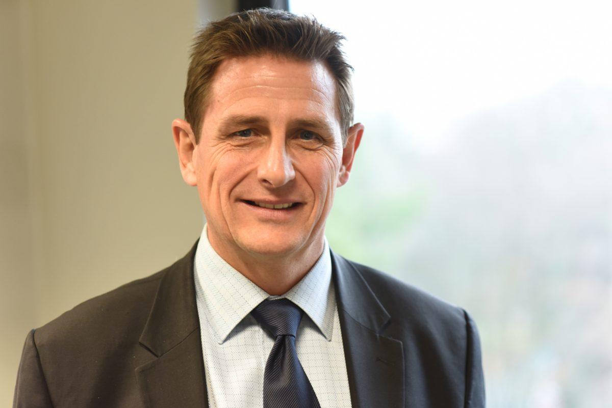Eric Lebeau, nouveau directeur commercial de Imerys Toiture