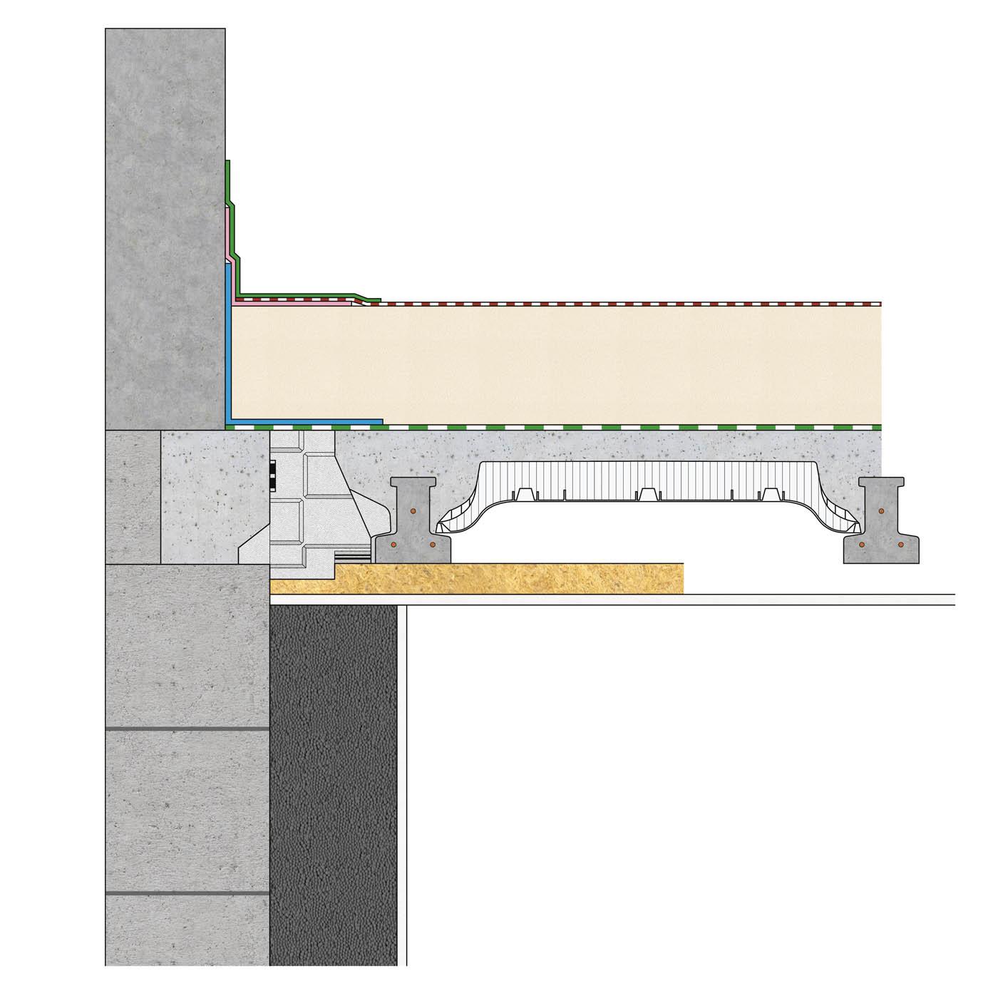 batijournal syst me pr fabriqu pour toiture terrasse avec rupteurs de ponts thermiques. Black Bedroom Furniture Sets. Home Design Ideas