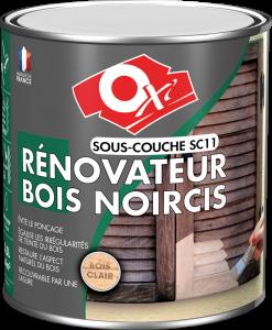 Cette Sous Couche Acrylique égalise Les Irrégularités Du Bois Et éclaircit  Lu0027aspect Des Bois Foncés, Noircis, Grisaillés Ou Vieillis.