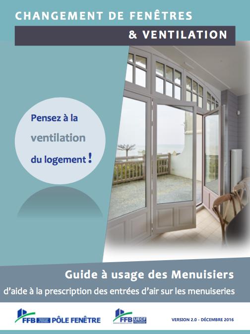 batijournal guide la prescription des entr es d 39 air sur les menuiseries batijournal. Black Bedroom Furniture Sets. Home Design Ideas