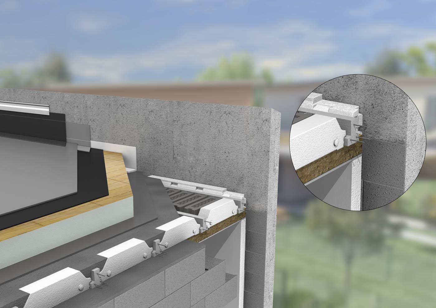 Batijournal syst me pr fabriqu pour toiture terrasse avec for Isolation toiture terrasse