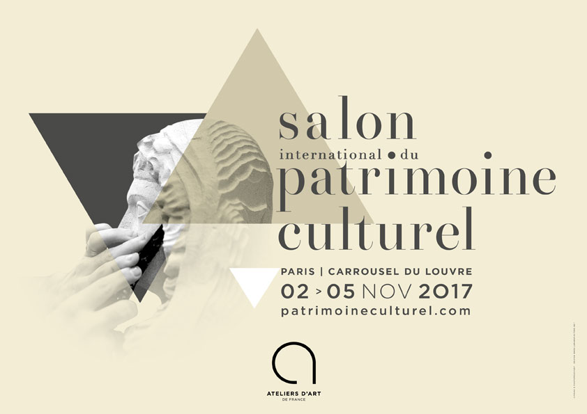 Batijournal 23 me dition du salon international du for Salon du patrimoine