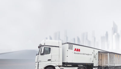 ABB, roadshow, maison, connectee.