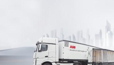 ABB, roadshow, maison, connectee.