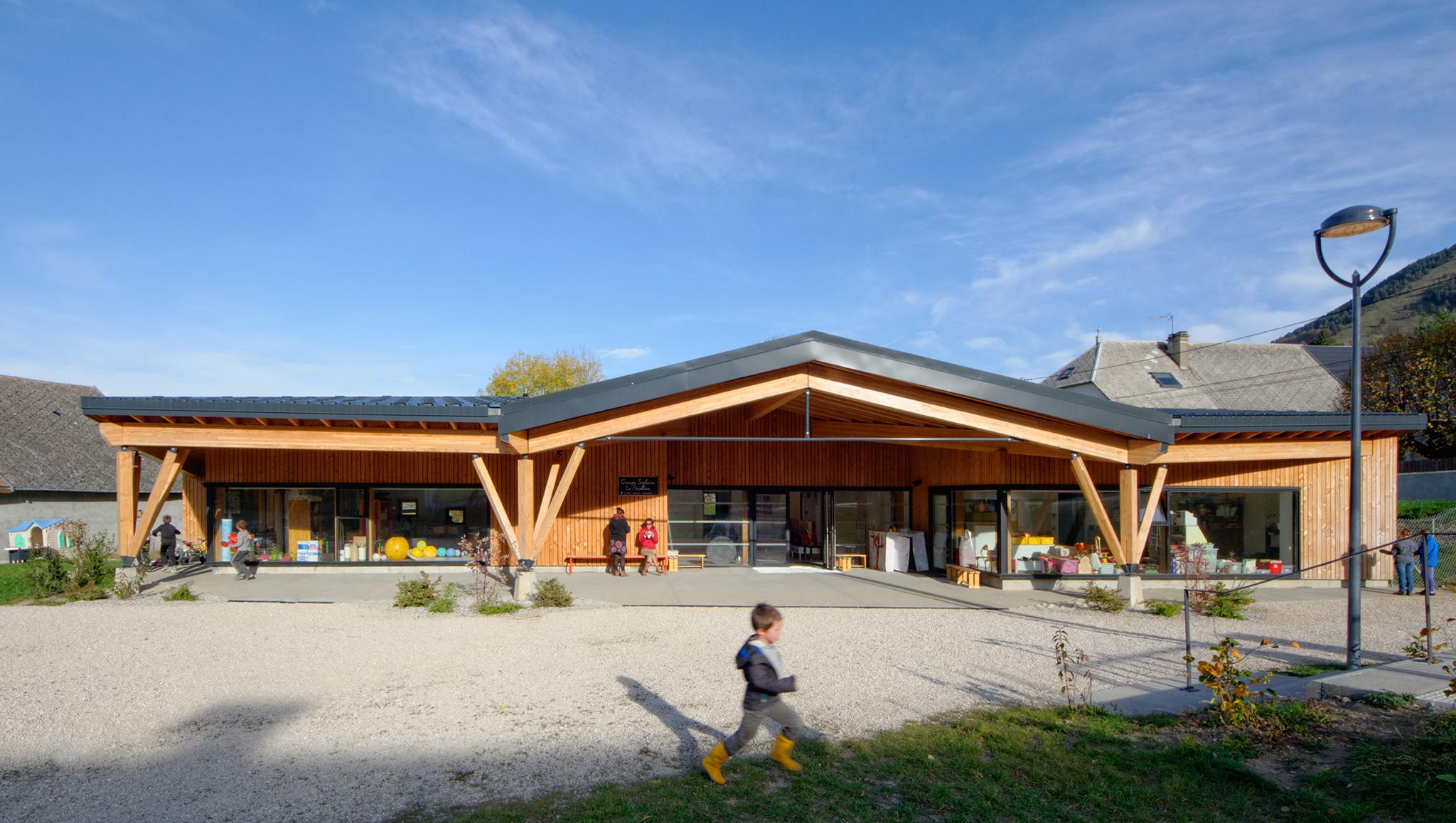 Prix, régional, construction, bois, 2017, Isère