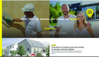nouveau site Weber