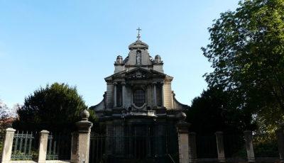 eglise Saint-Bruno les Chartreux