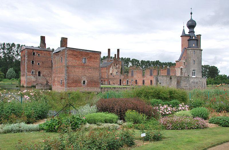 Chateau_dHavre_vu_des_jardins