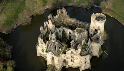 Chateau de la Mothe Chandeniers