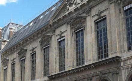 BNF Richelieu - bibliotheque