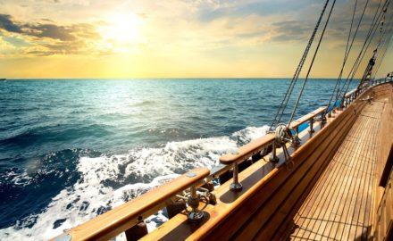 fair et precious realisation du pont bateau bois