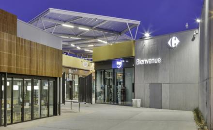 Carrefour de Pau-Lescar