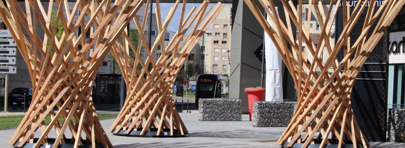 Totem, Forum Bois Construction