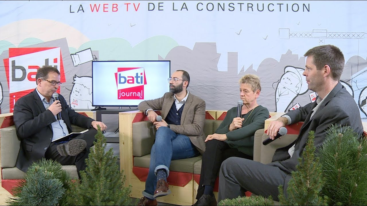 Batijournal forum bois construction 2018 des march s for Bois construction exterieur