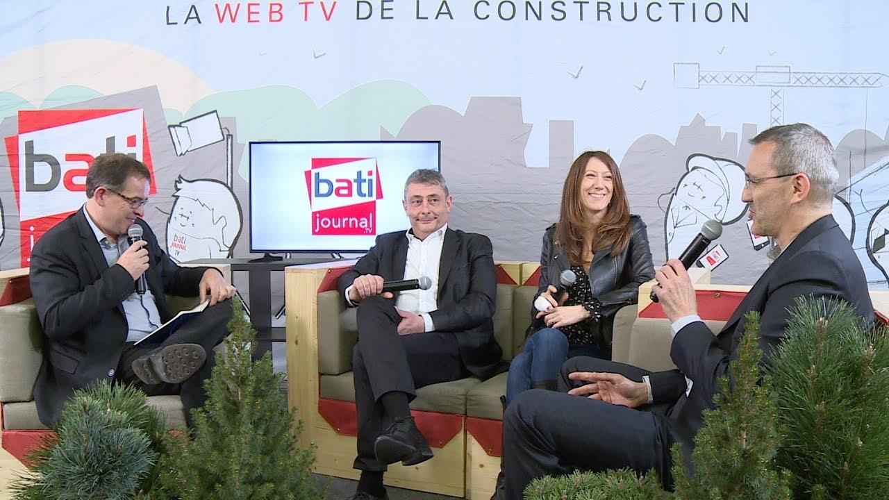 Batijournal forum bois construction 2018 enveloppes en for Bois construction exterieur