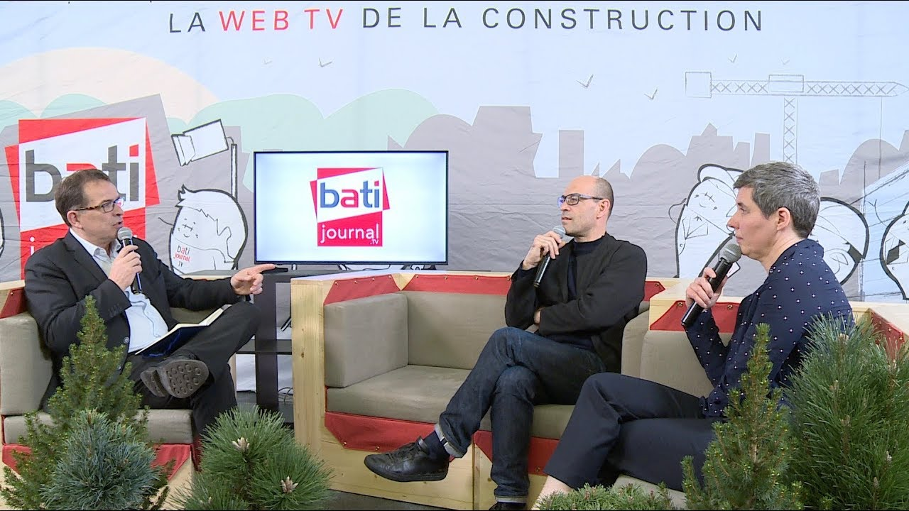 Batijournal forum bois construction 2018 logements for Bois construction exterieur