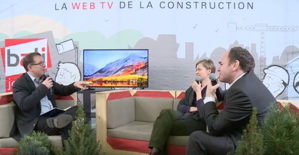 Forum Bois Construction 2018 - Matériaux biosourcés, inertie thermique, Bepos, Bilan Carbone