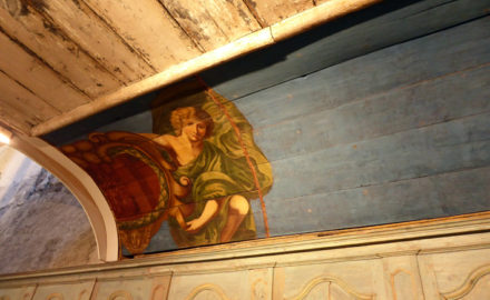 La chapelle Sainte-Marie