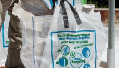 big bag recyclage placo