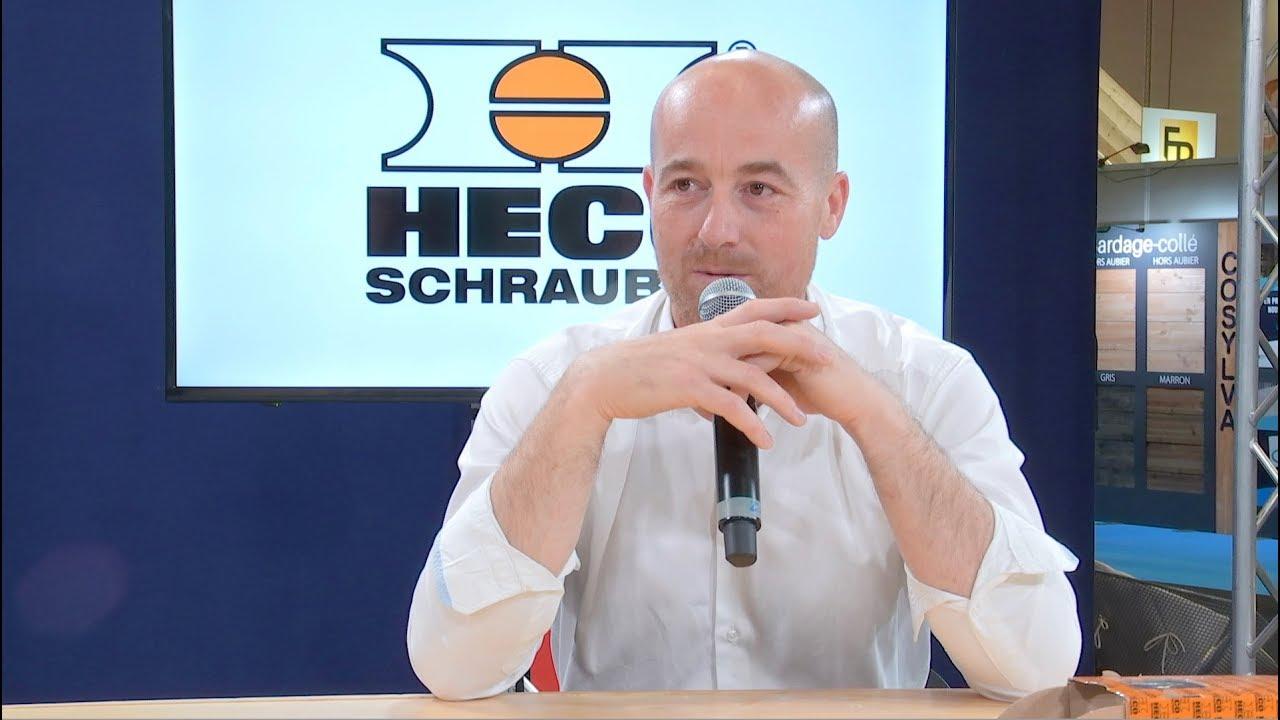 Interview de Thierry Constant - Directeur commercial - Heco France