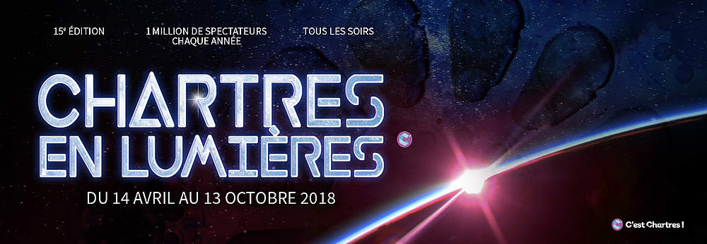 Chartres en lumières : un évènement à ne pas rater