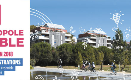 montpellier ville durable metropole solaire