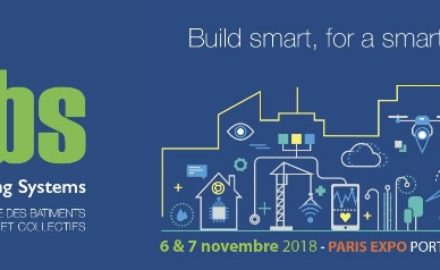 Le salon intelligent Building Systems 2018