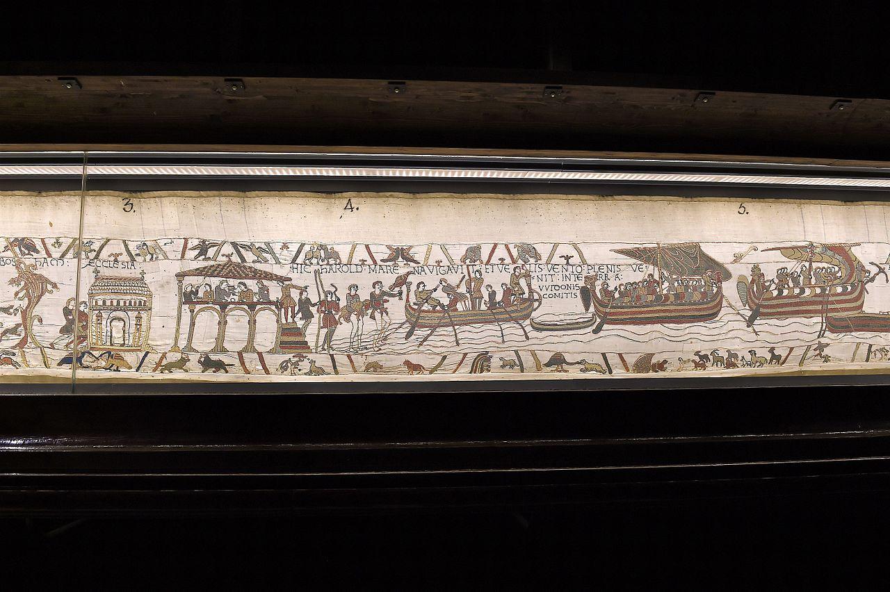 La tapisserie de Bayeux au centre d'un arrangement administratif entre la France et le Royaume-Uni
