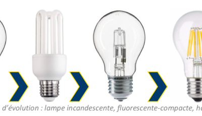 evolution lampes - lampes LED