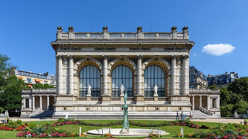 Fermeture du Palais Galliera pour travaux d'extension