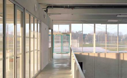 gymnase de Villefranche-de-Lauragais