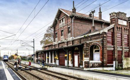gare de Bouchain