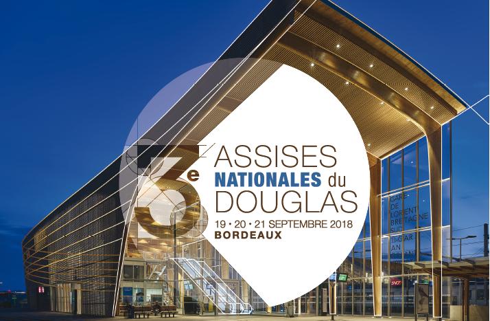 3èmes Assises Nationales du Douglas : plus qu'une semaine pour s'inscrire !