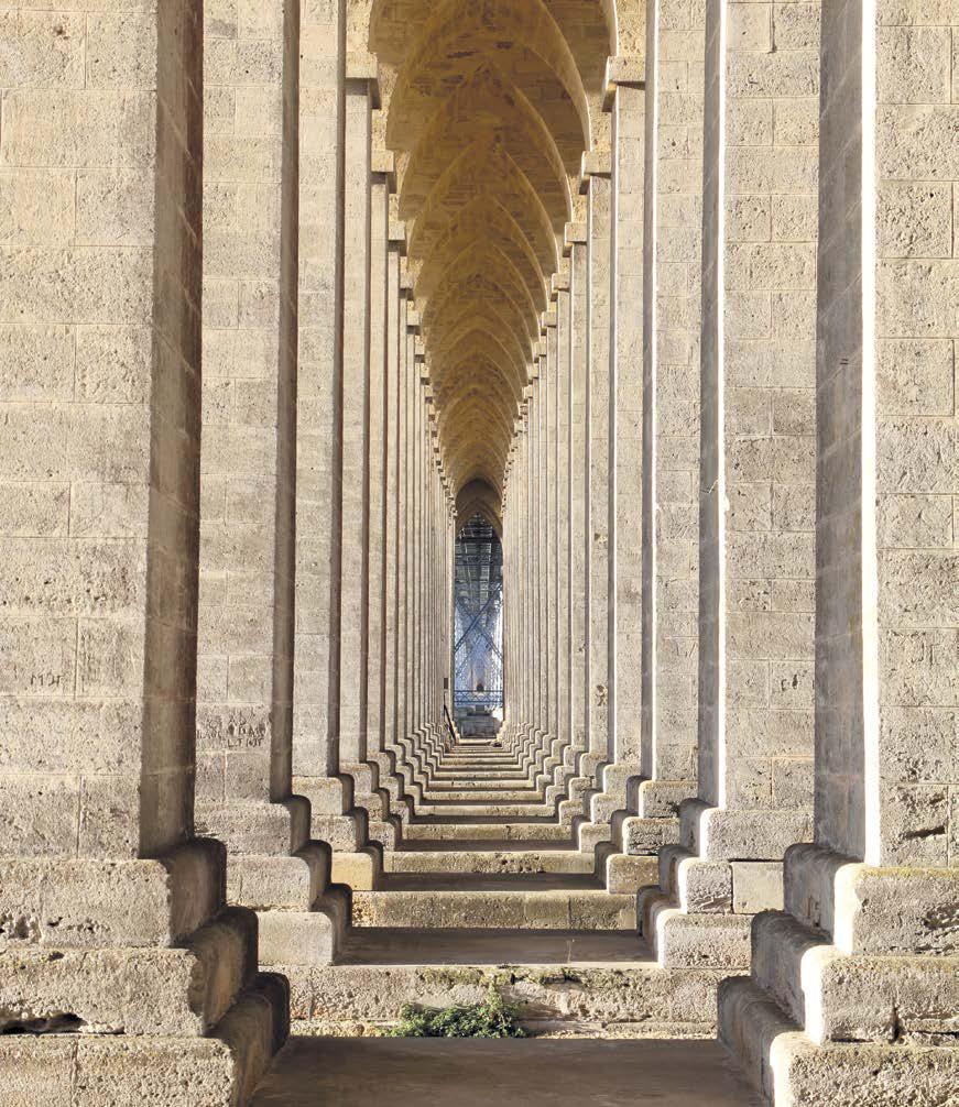 Restaurer suite à de lourds désordres structurels liés à l'érosion et aux aléas climatiques