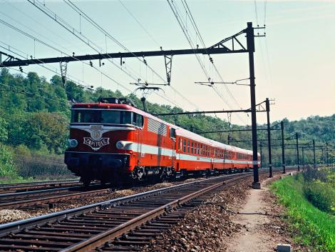Le train de l'innovation célèbre 80 ans de mobilité