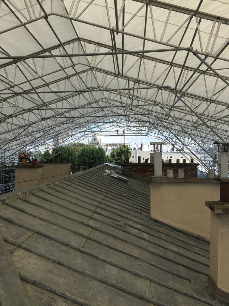Rénovation de l'Ambassade de Suisse à Paris