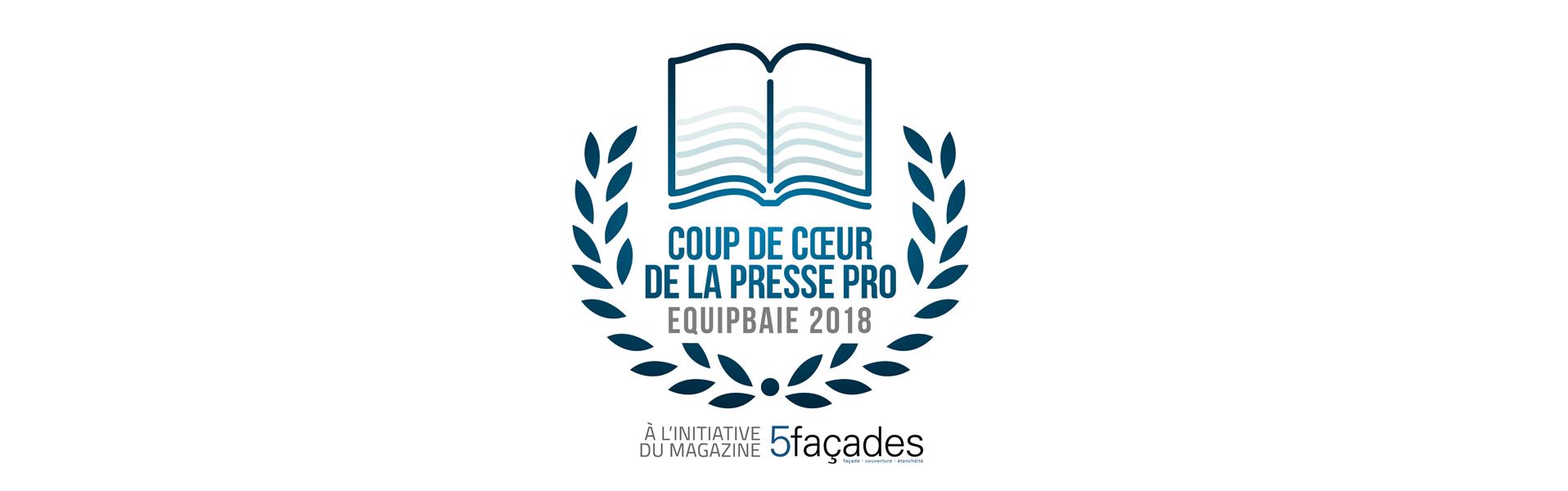 Equipbaie : les Coups de Coeur de la Presse Pro
