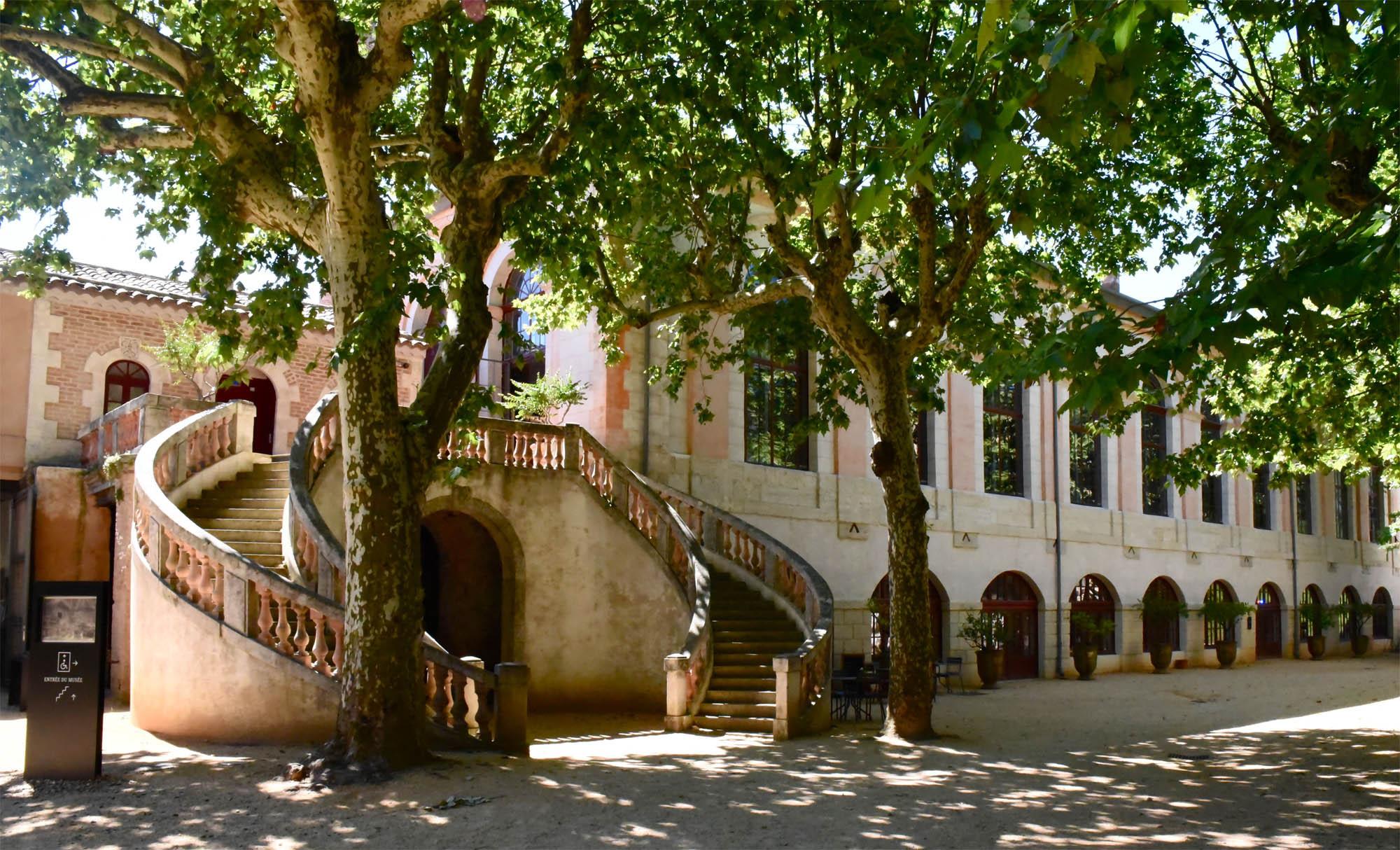 La filature Maison Rouge accueille le Musée des vallées Cévenoles
