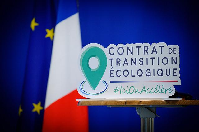 Signature du premier contrat de transition écologique à Arras