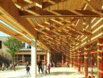 ecole maternelle les boutours- laureat prix national de la construction bois