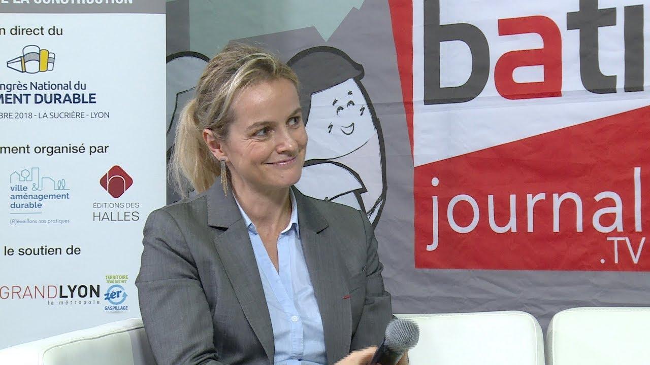 Entretien avec Cécile Maisonneuve, Présidente de La Fabrique de la Cité