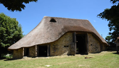grange ovalaire