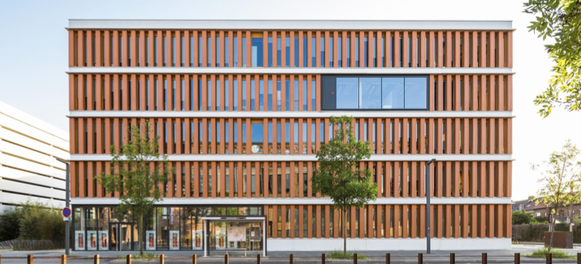 Le bâtiment de bureaux Doge de Nacarat représentera la France en finale mondiale des Green Solutions Awards