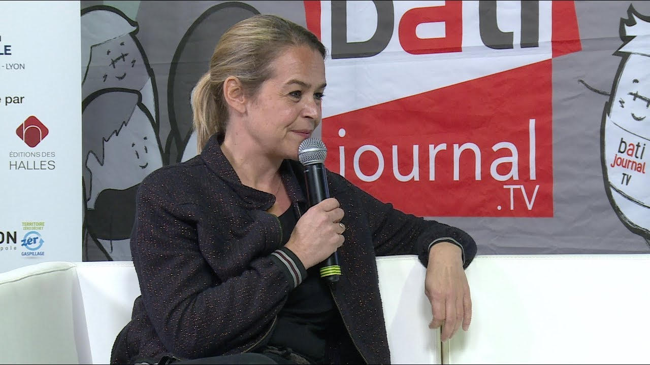 Interview de Florence Mompo, Directrice du salon BePositive