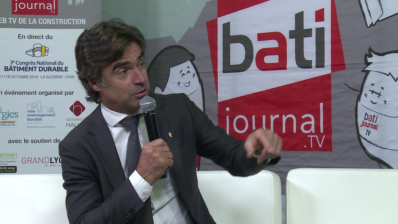 Interview d'Eric Fournier, Vice-président Région Auvergne-Rhône-Alpes