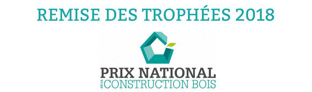 Les lauréats du Prix national de la construction bois