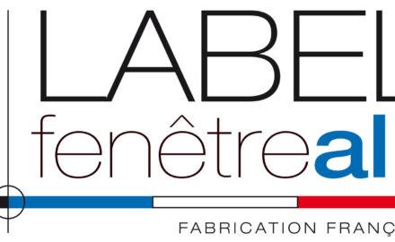 logo label fenetre alu fabrication francaise