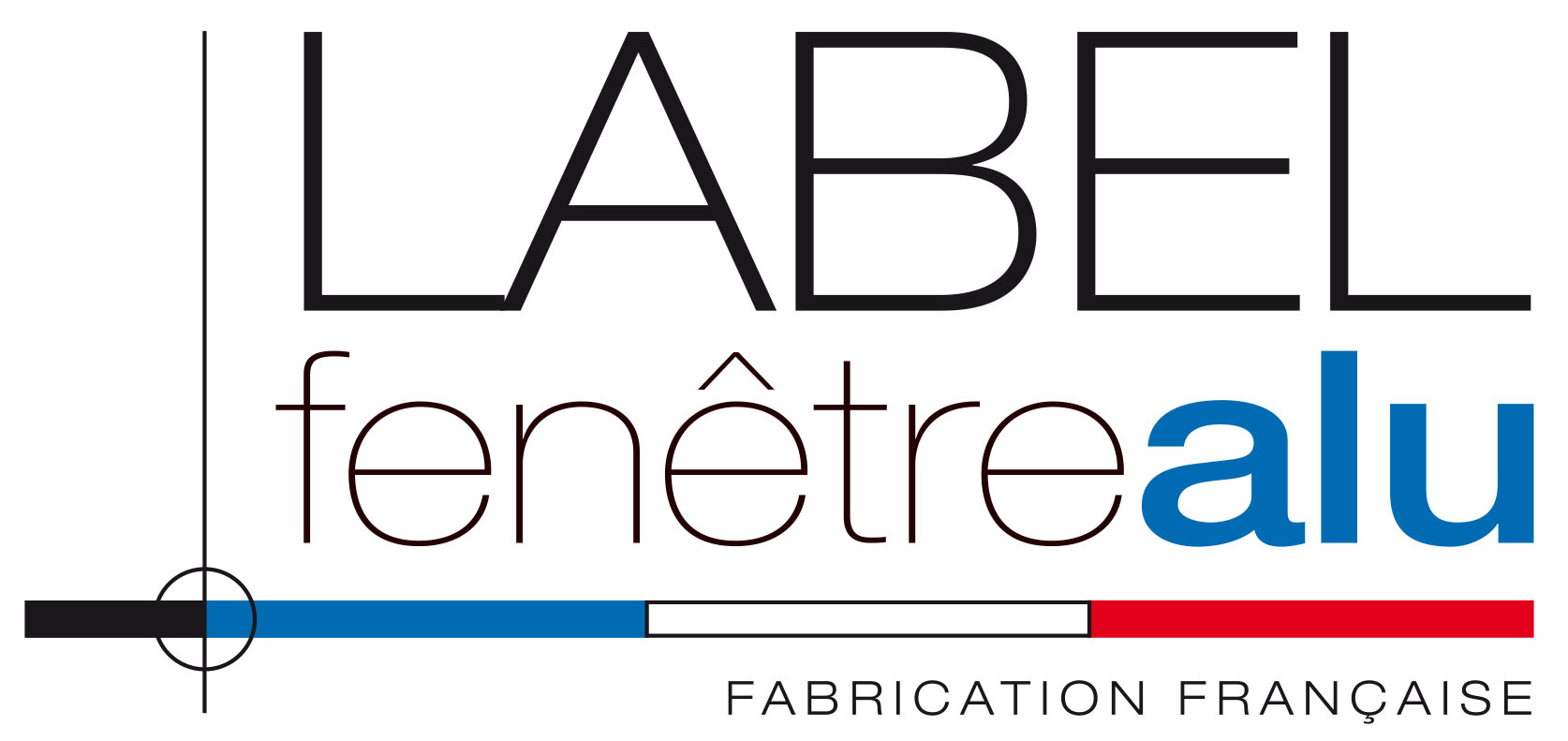 logo label fenetre alu fabrication francaise