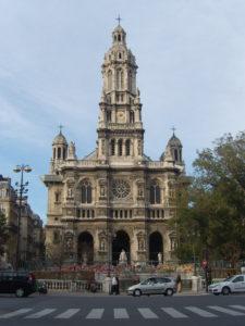 6 années de restauration pour l'Église de la Sainte-Trinité de Paris